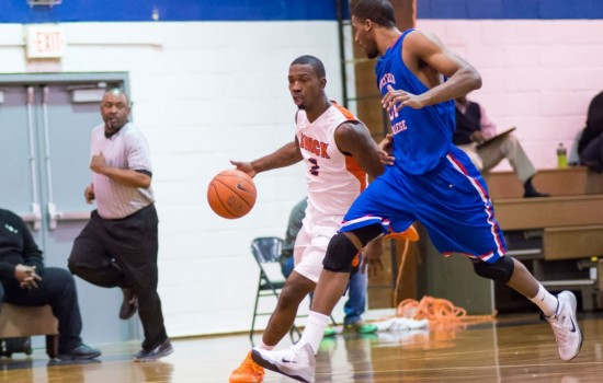 Men's Basketball vs. UMFK 1/11/14