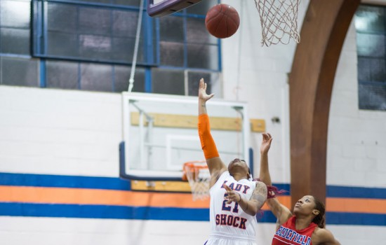 Women's Basketball vs. Bluefield College 2/1/14