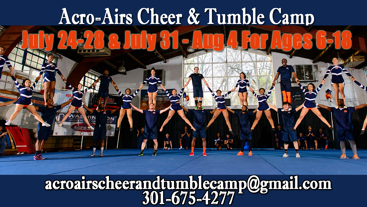 Photo for ACRO-AIRS ANNOUNCES SUMMER CAMP DATES