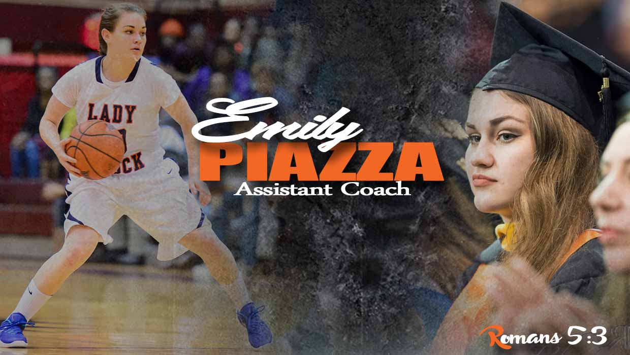 Photo for @WAULADYSHOCK WOMEN'S BASKETBALL ADDS RECENT GRADUATE EMILY PIAZZA TO STAFF